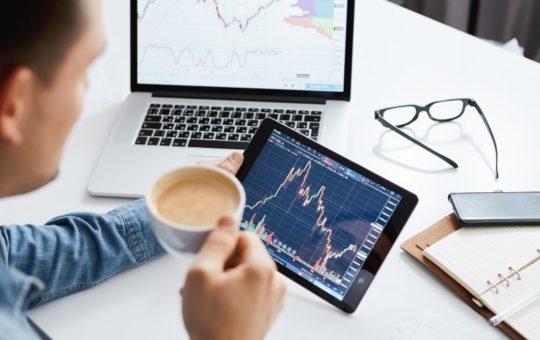 Forex Trading: Reaching Forward